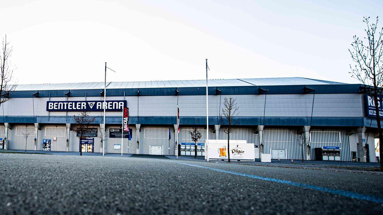 SC Paderborn - Bildquelle: imago images/Kirchner-Media