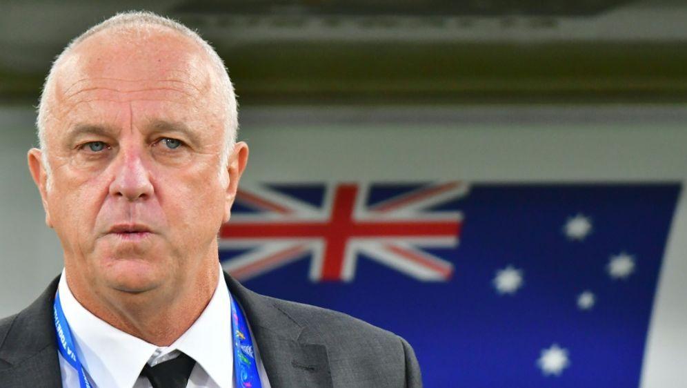 Coach Graham Arnold mit Australien zur Copa America - Bildquelle: AFPSID-GIUSEPPE CACACE