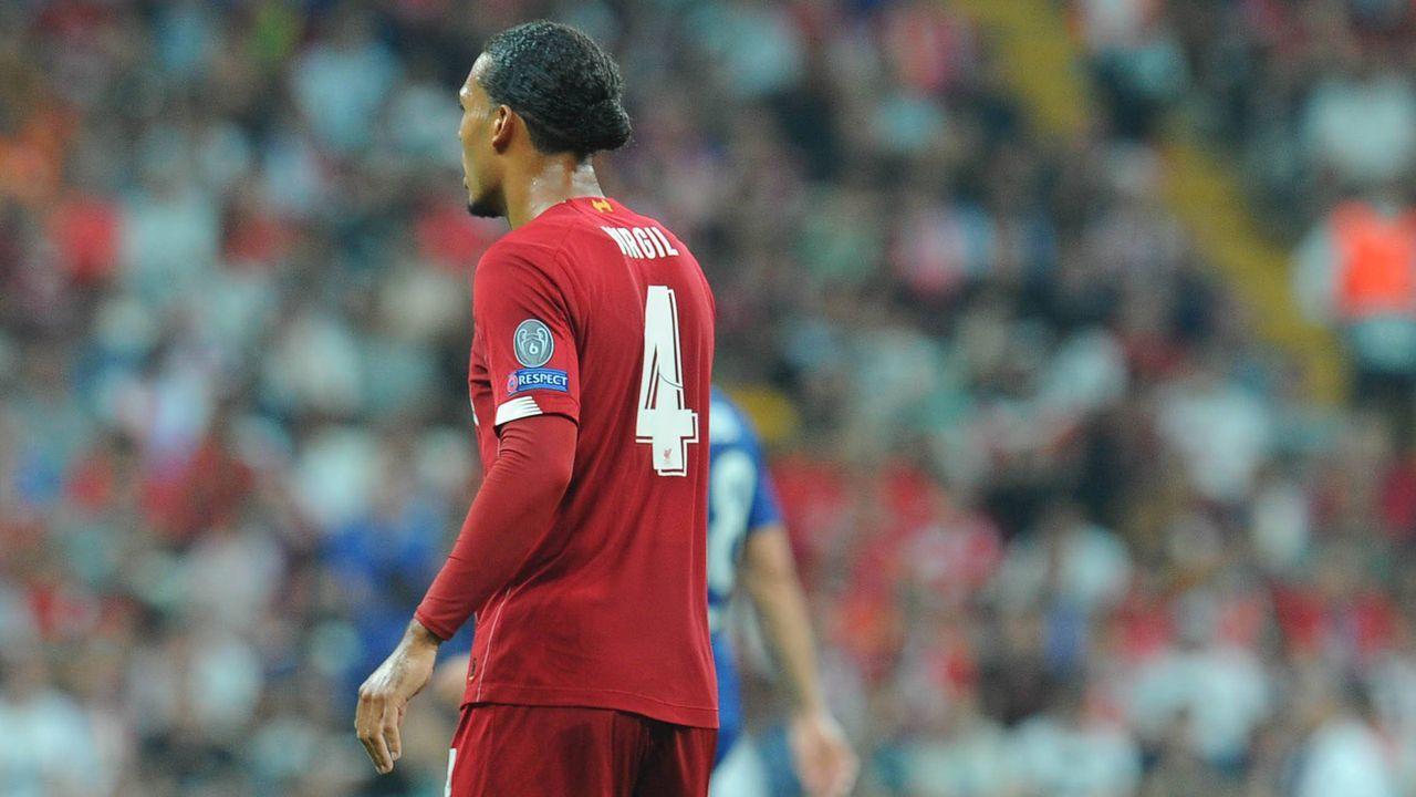 Virgil van Dijk (FC Liverpool) - Bildquelle: imago