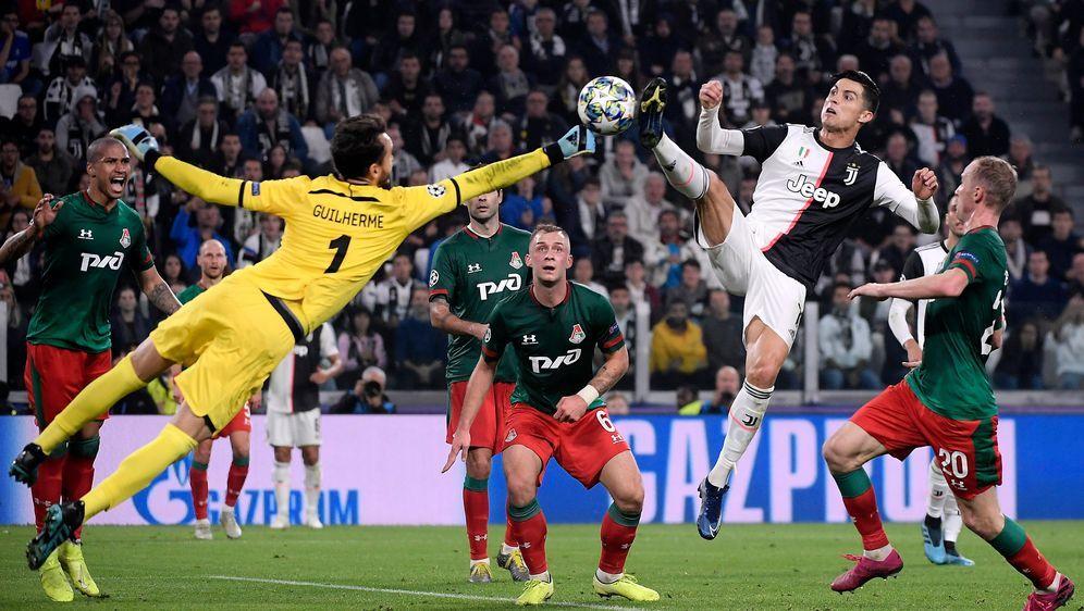 Ohne Cristiano Ronaldo kein Sieg für Juventus Turin - Bildquelle: imago