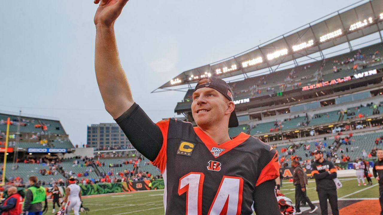 Andy Dalton (Cincinnati Bengals) - Bildquelle: getty