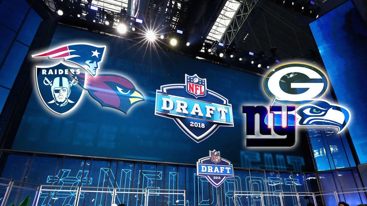 NFL Draft 2019: Die Picks aller Teams - Bildquelle: 2018 Getty Images