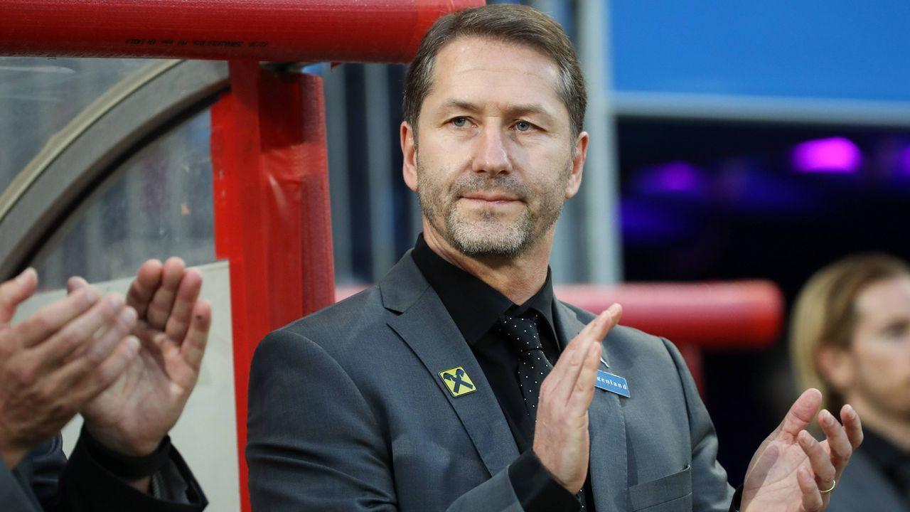 Franco Foda (Nationaltrainer Österreich) - Bildquelle: imago images / GEPA pictures