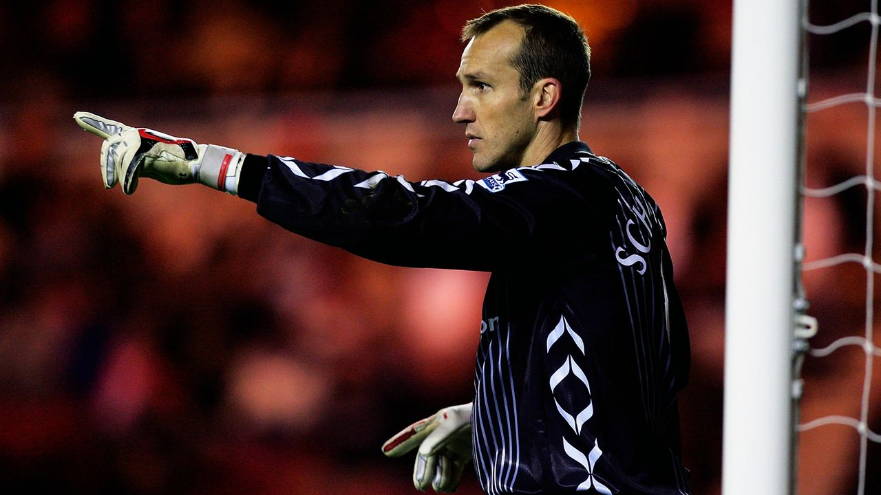 Platz 7 - Mark Schwarzer - Bildquelle: 2006 Getty Images