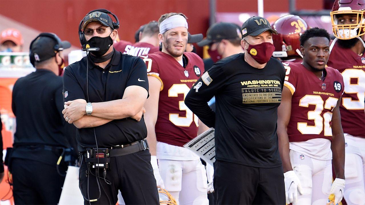 Trade mit dem Washinton Football Team - Bildquelle: Getty Images