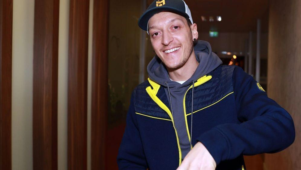 Mesut Özil gibt Süper Lig mehr Qualität - Bildquelle: AFPSID-