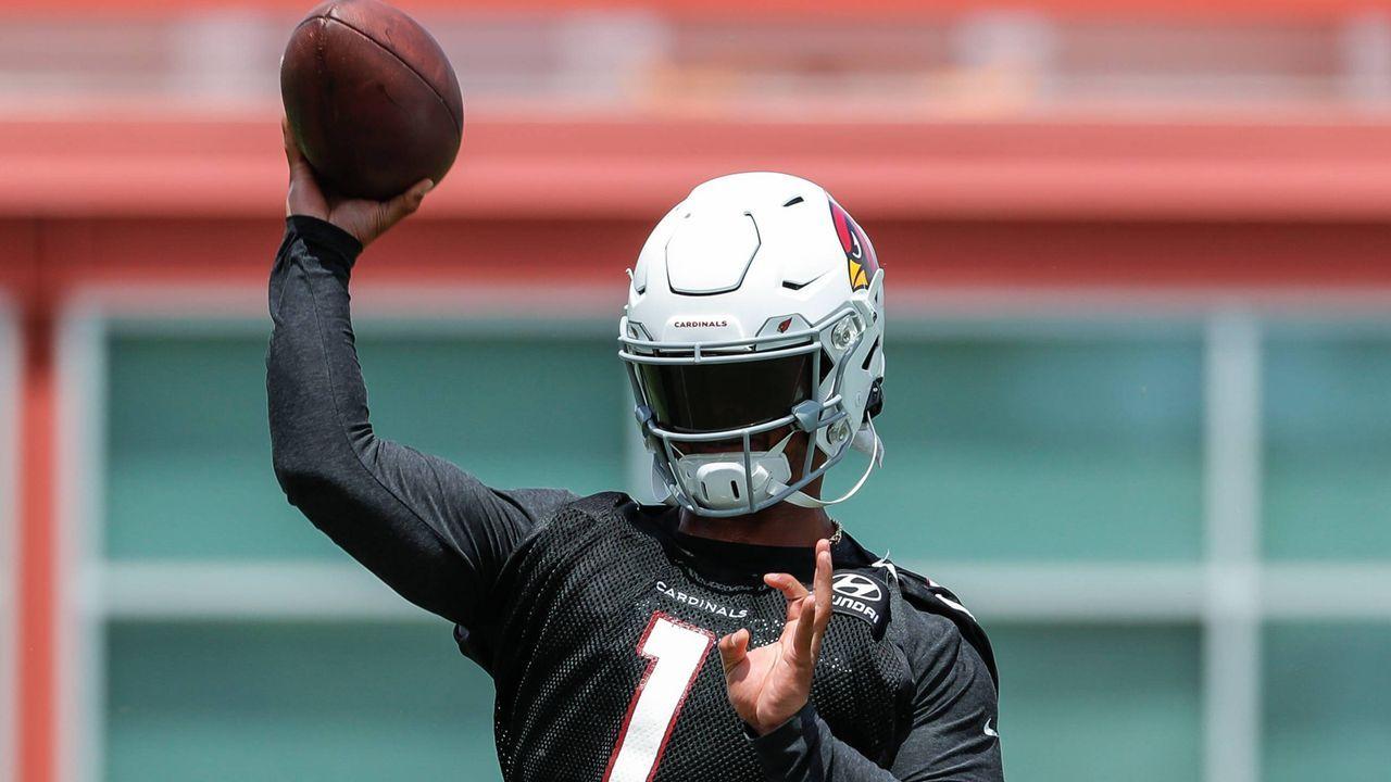 Kyler Murray (Quarterback Arizona Cardinals) - Bildquelle: imago images / Icon SMI