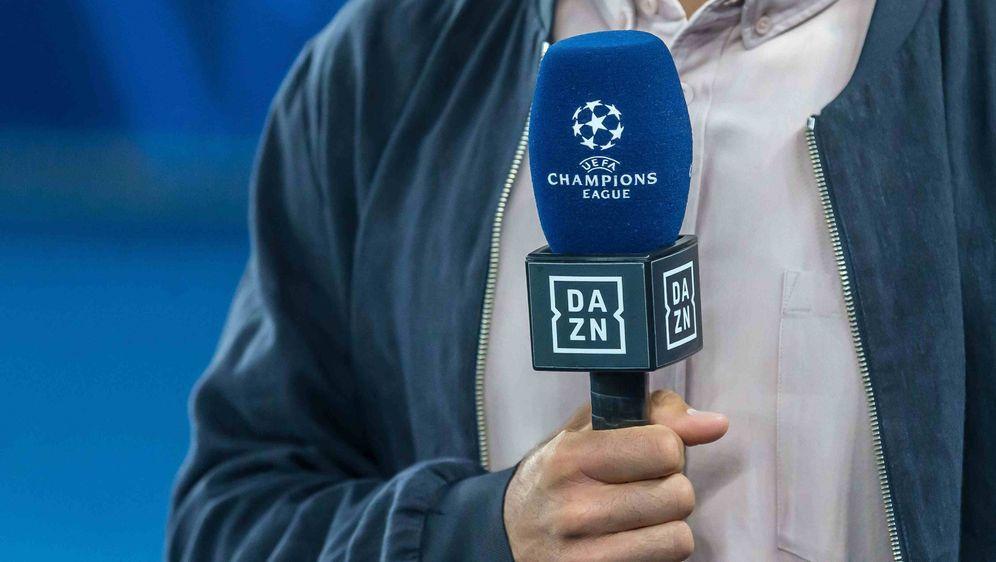 DAZN gilt als der große Gewinner bei der Champions-League-Rechtevergabe. - Bildquelle: imago