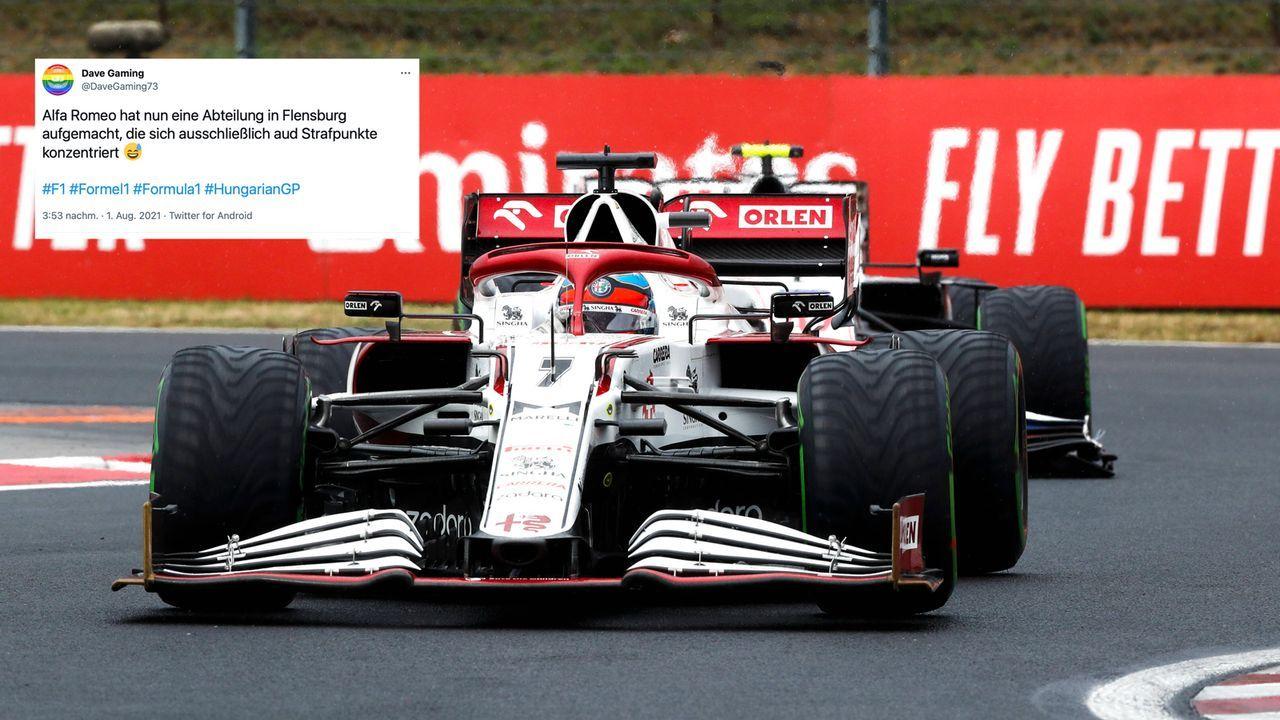 Alfa punktet ...anders - Bildquelle: imago images/Motorsport Images