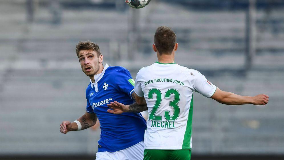 2. Bundesliga: Darmstadt 98 lässt Punkte liegen - Bildquelle: Imago