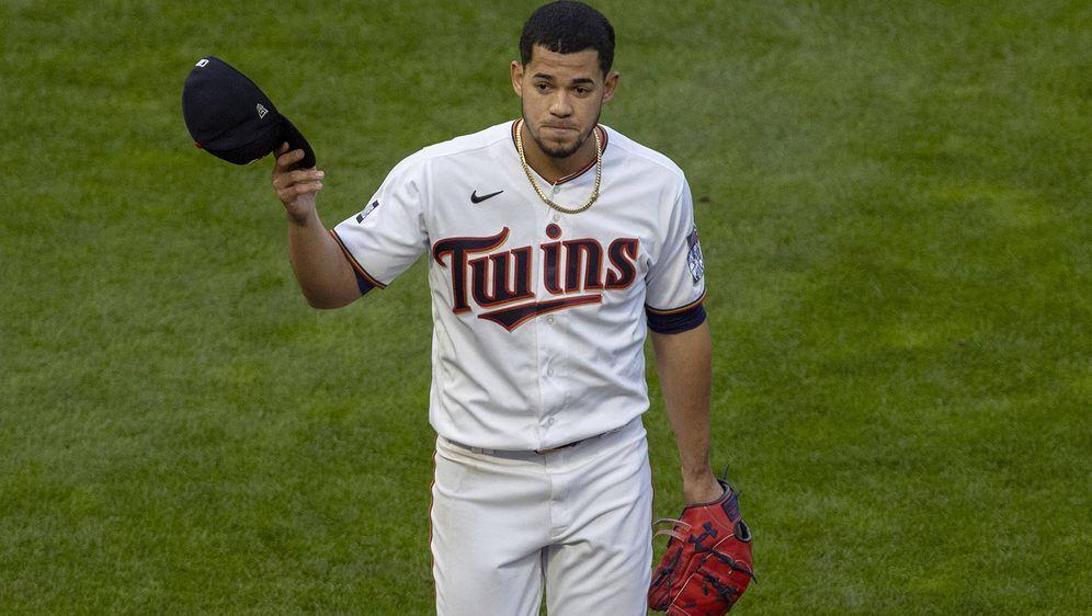 Die Minnesota Twins haben ihr Spiel am Montag nach dem Tod von Daunte Wright... - Bildquelle: imago images/ZUMA Wire