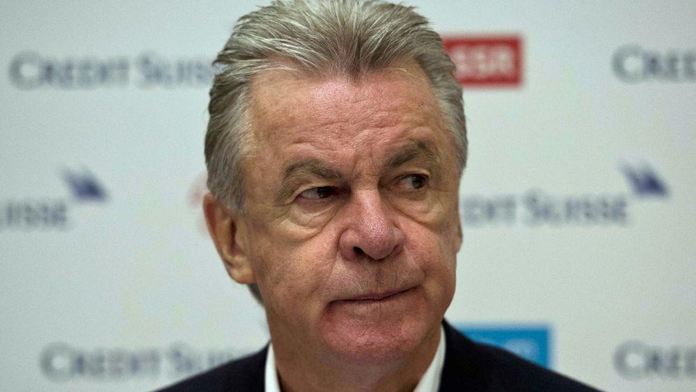 Ottmar Hitzfeld traut den Bayern den CL-Sieg zu - Bildquelle: AFPSIDNELSON ALMEIDA