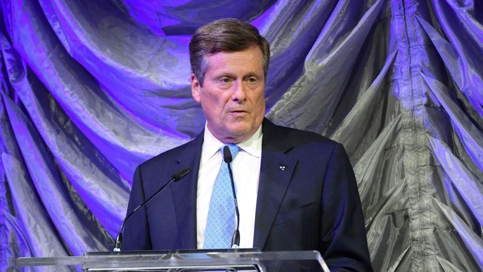 Torontos Bürgermeister John Tory untersagt große Events - Bildquelle: AFPGETTY SIDMatt Winkelmeyer