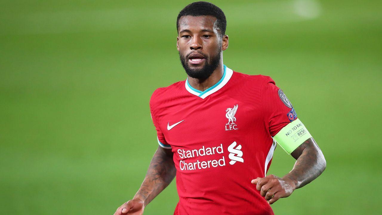 Georginio Wijnaldum (FC Liverpool) - Bildquelle: Getty Images