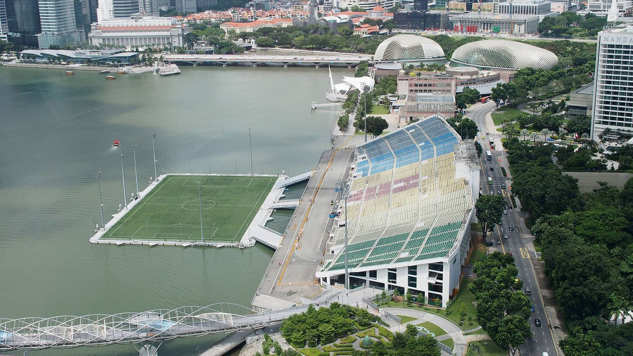 The Float (Singapur) - Bildquelle: Imago