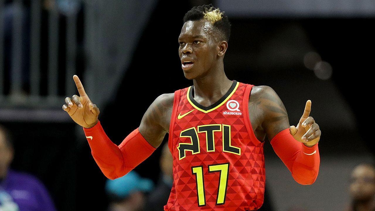 Traden die Hawks Dennis Schröder? - Bildquelle: 2018 Getty Images