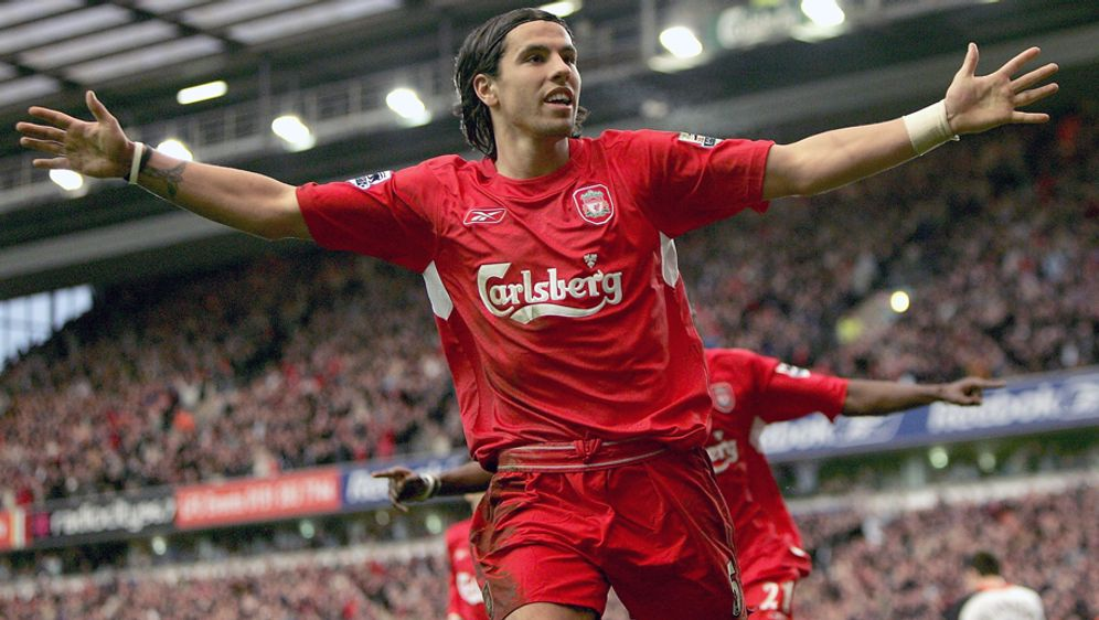 Milan Baros gewann mit Liverpool 2005 die Champions League. - Bildquelle: 2005 Getty Images