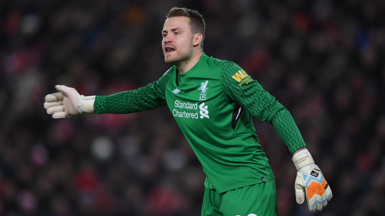 Simon Mignolet - Bildquelle: getty