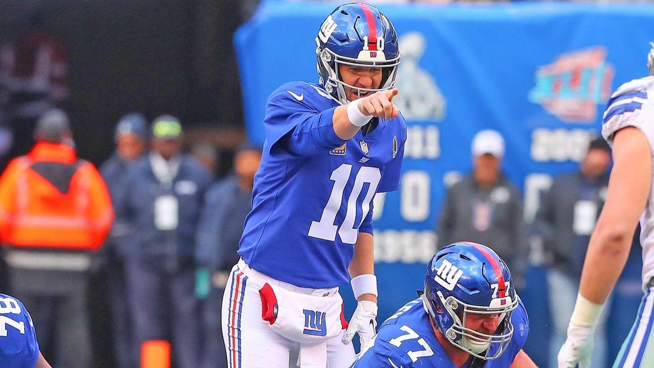 Draft Needs der New York Giants - Bildquelle: imago