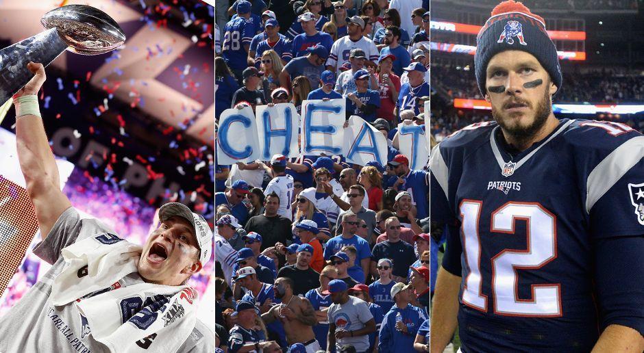 10 Gründe, die New England Patriots nicht zu mögen - Bildquelle: Getty
