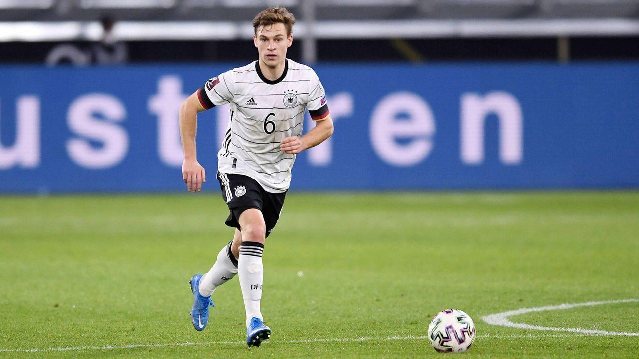 Mittelfeld: Joshua Kimmich (FC Bayern München) - Bildquelle: Imago Images