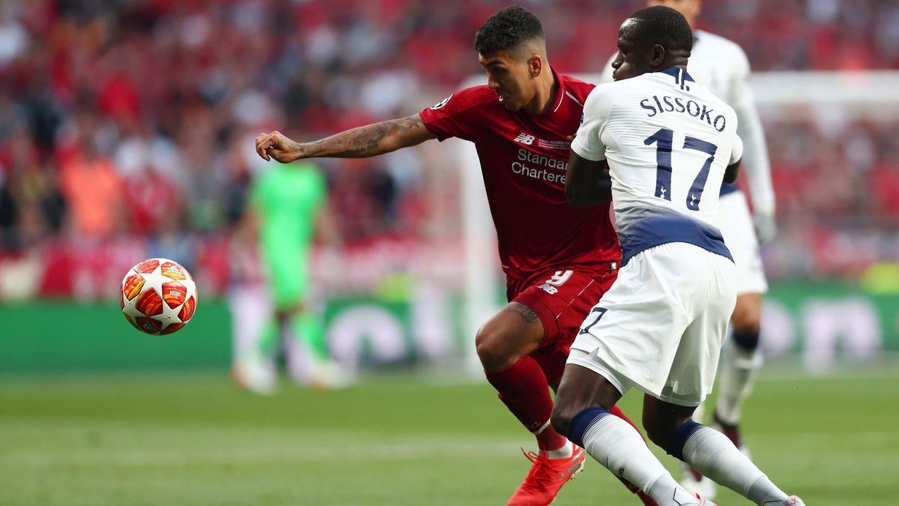 Roberto Firmino (FC Liverpool) - Bildquelle: Getty Images