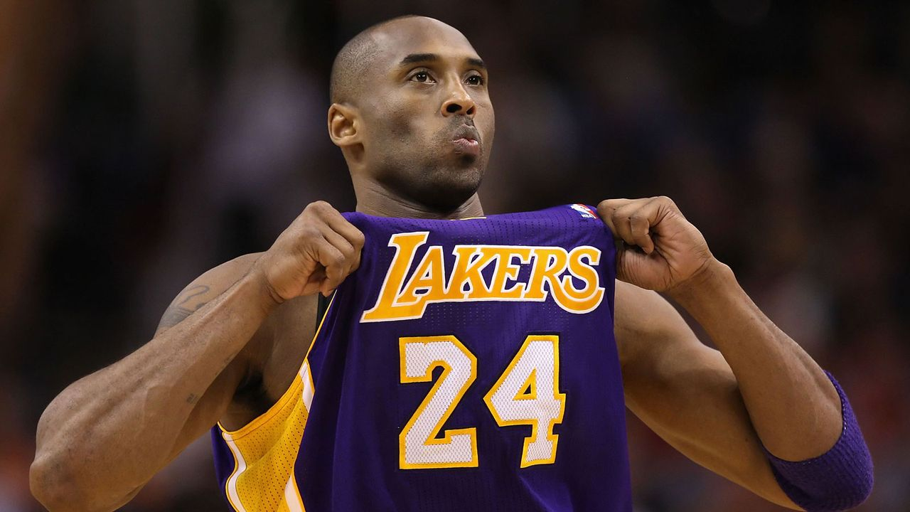 Platz 9: Kobe Bryant - Bildquelle: 2012 Getty Images