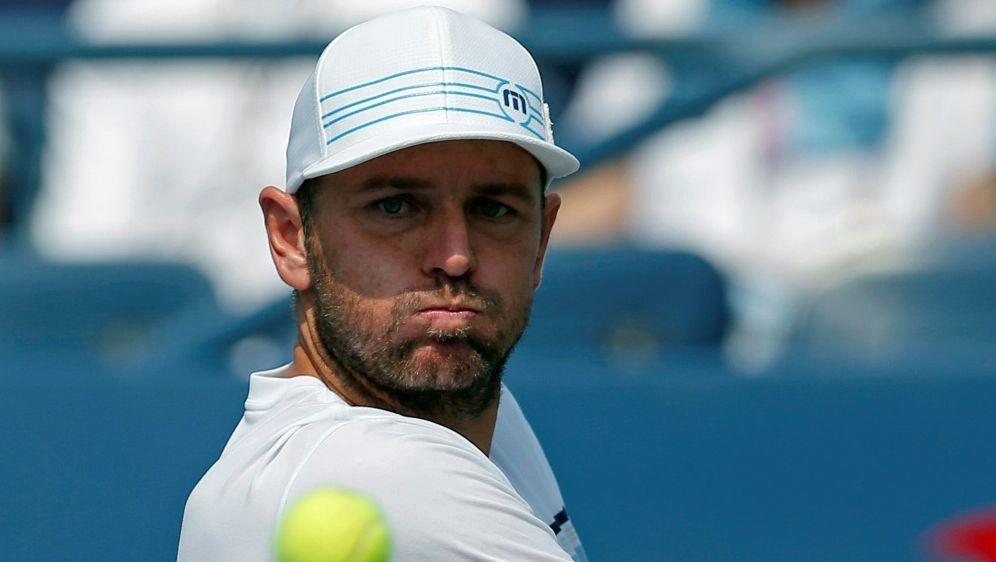Mardy Fish ist neuer Davis-Cup-Kapitän der USA - Bildquelle: AFPSIDKENA BETANCUR