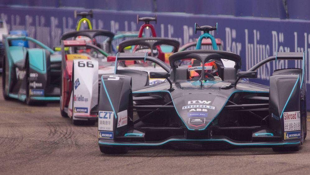 Sechs Rennen in neun Tagen: In der Formel E kommt es zu einem ungewöhnlichen... - Bildquelle: Imago