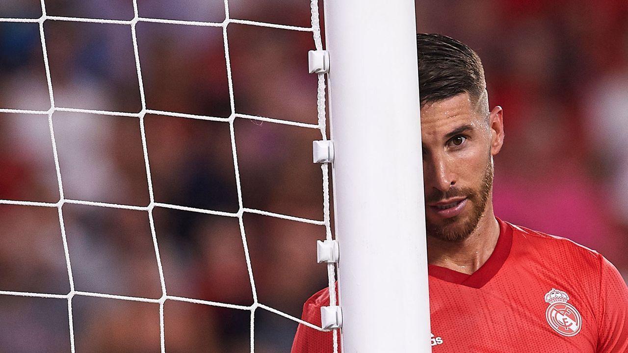 6. These: Sergio Ramos schmeißt bei Real Madrid hin - Bildquelle: getty