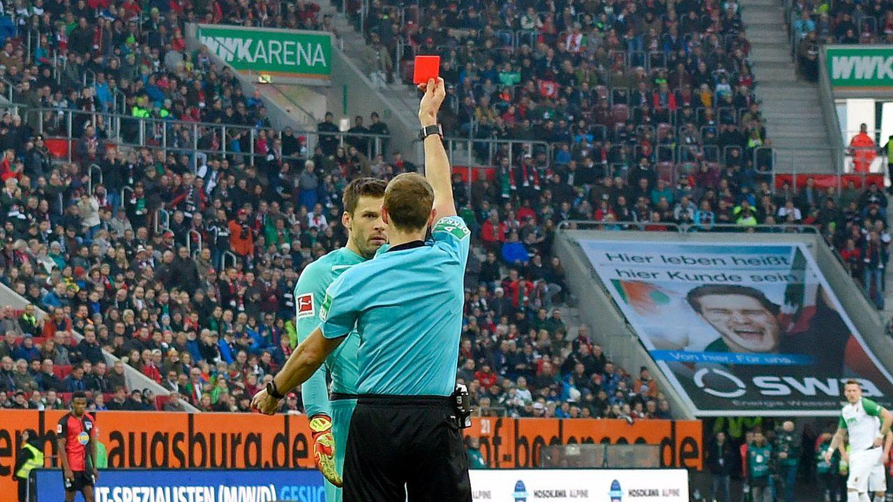 Rune Jarstein (Hertha BSC)  - Bildquelle: imago images/MIS