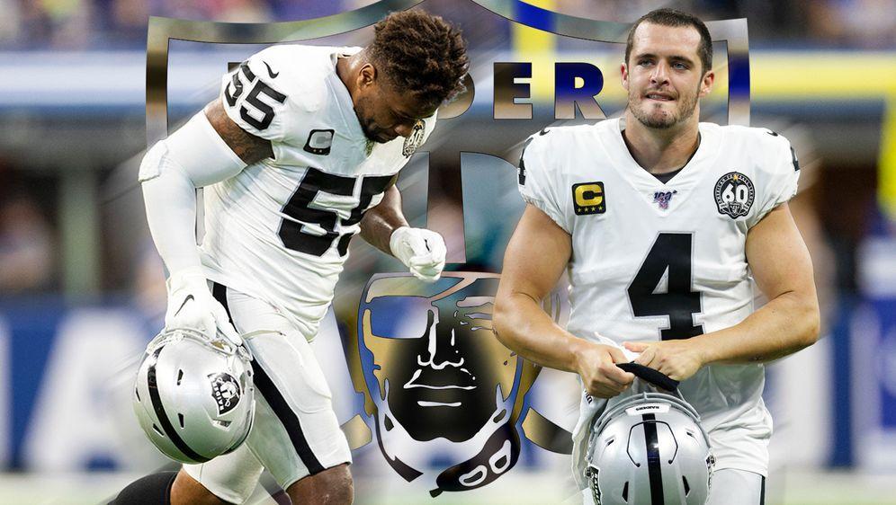 Niemand war in der NFL-Historie für Vergehen auf dem Feld länger gesperrt: V... - Bildquelle: imago images / ZUMA Press
