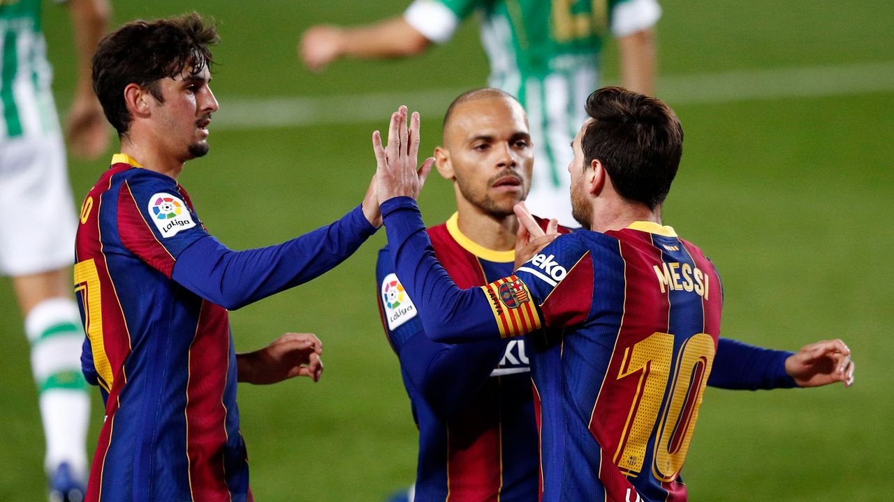 FC Barcelona - Paris Saint-Germain - Bildquelle: getty