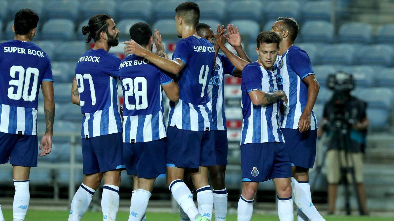 FC Porto (Portugal) - Bildquelle: Imago