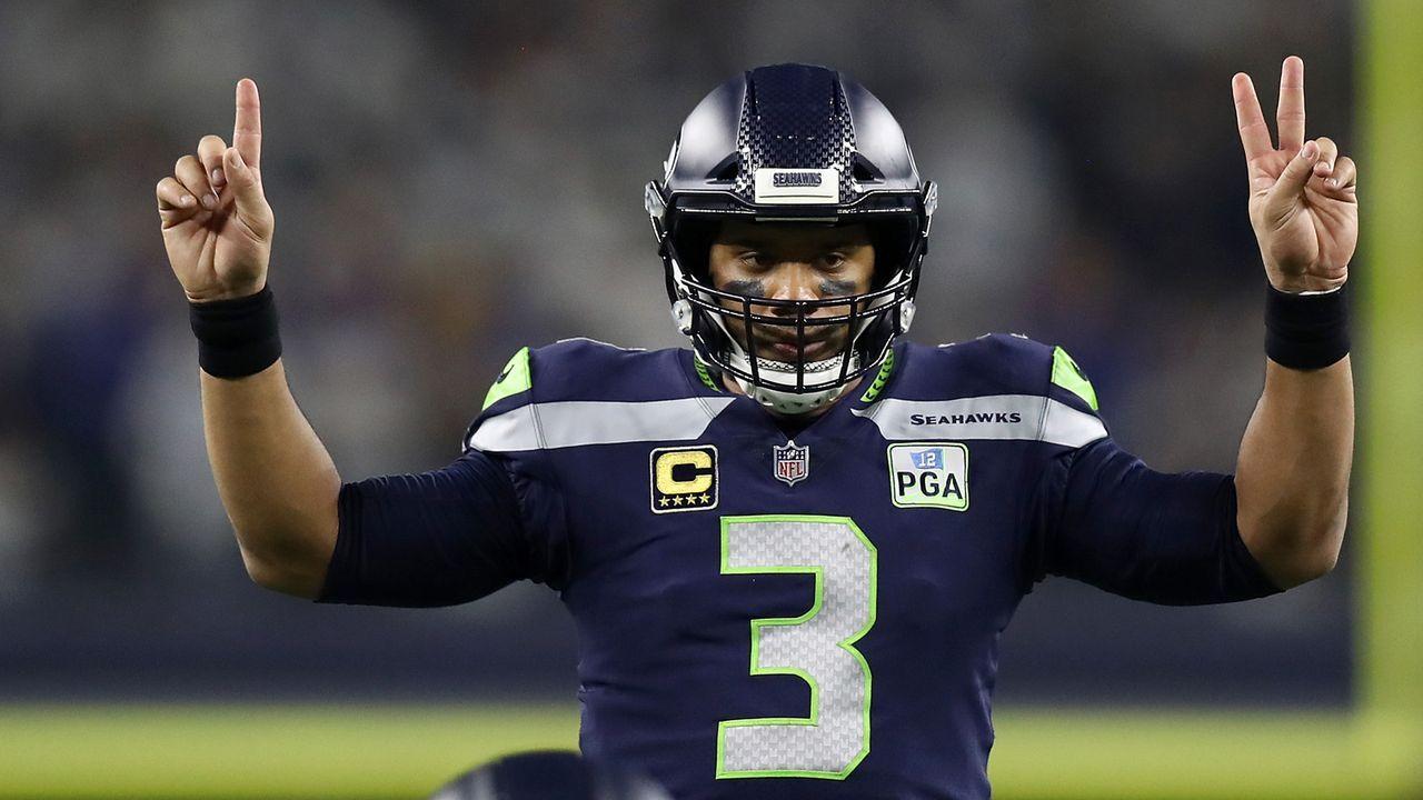 Platz 3: Seattle Seahawks - Bildquelle: 2019 Getty Images