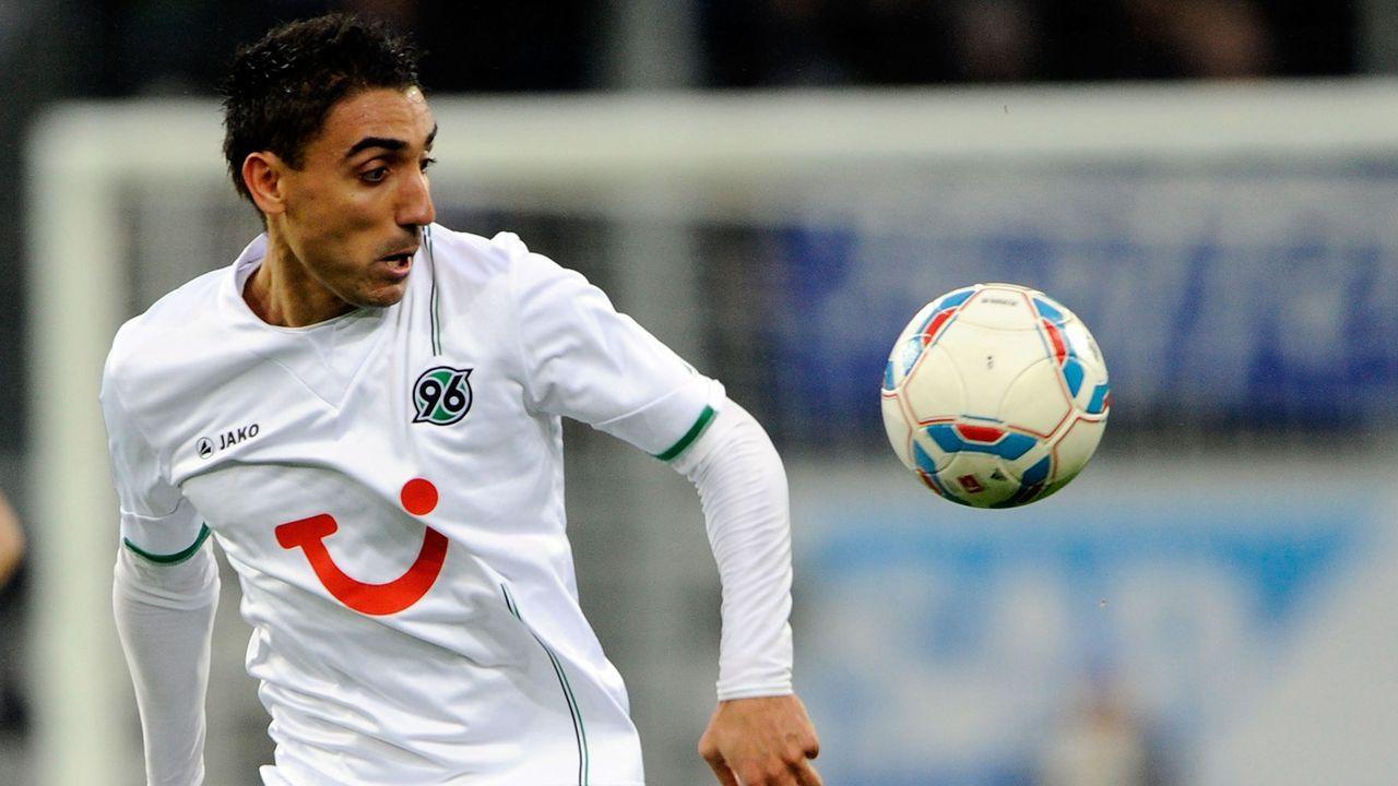 Platz 3 - Mohammed Abdellaoue - Bildquelle: 2012 Getty Images