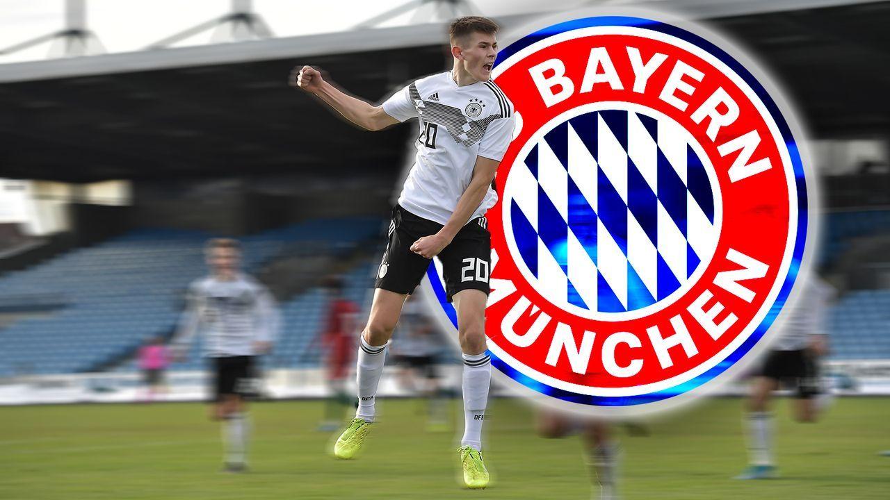 Lenn Jastremski (FC Bayern München) - Bildquelle: Getty Images
