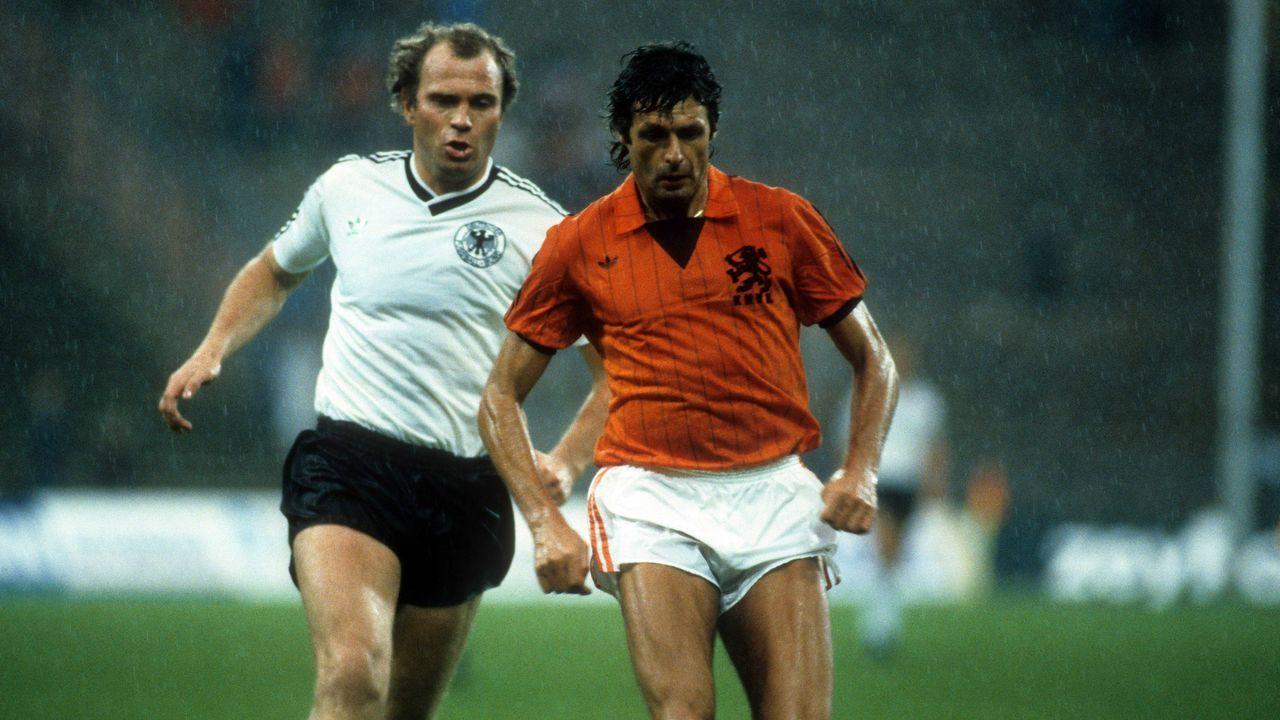 WM 1974 - Bildquelle: imago images/Kicker/Liedel
