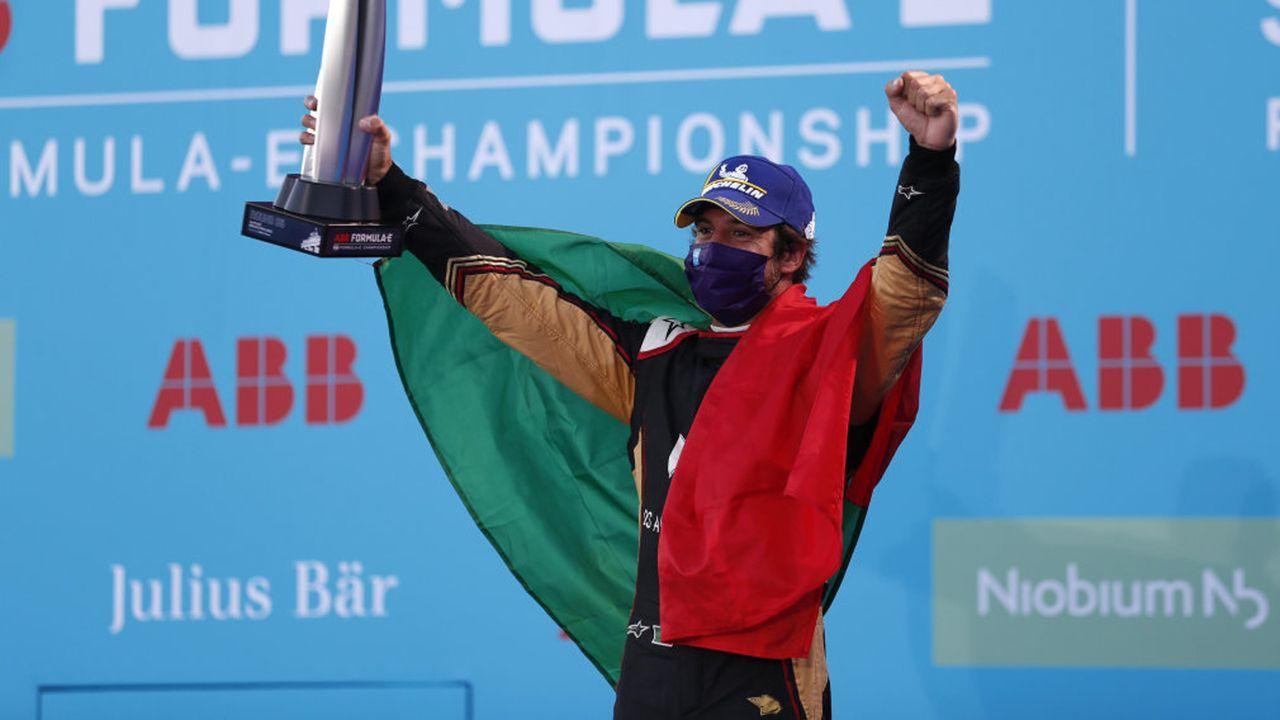 Platz 3: Dominanz in Berlin - Bildquelle: 2020 FIA Formula E