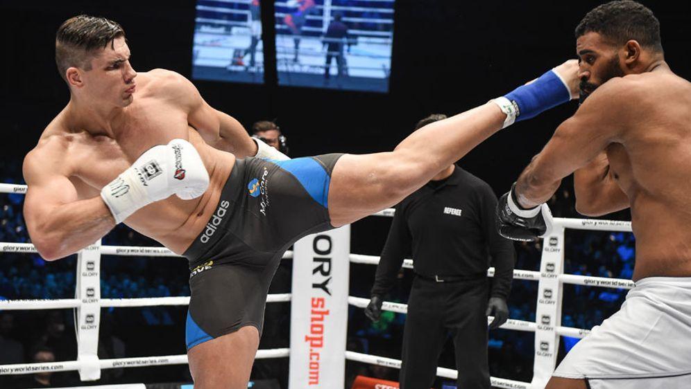 Rico Verhoeven ist der Schwergewichts-Champion von GLORY - Bildquelle: Glory