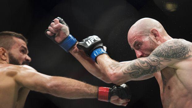 Platz 4: Peter Sobotta vs. Ben Saunders - Bildquelle: imago/Bildbyran