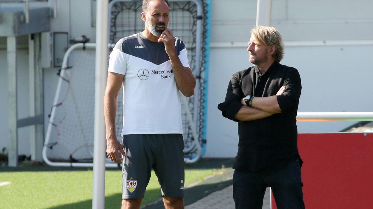 VfB Stuttgart - Bildquelle: imago images/Sportfoto Rudel