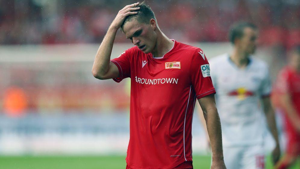 Union Berlin war bei der Bundesliga-Premier gegen Leipzig chancenlos - Bildquelle: Getty Images
