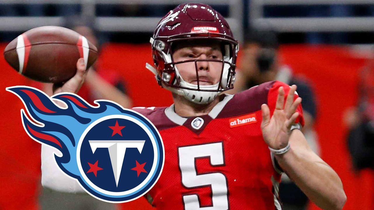 Tennessee Titans - Bildquelle: imago