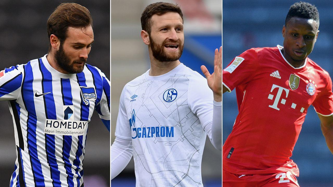 Die Flop-Elf der Bundesliga-Saison 2020/21 - Bildquelle: Getty Images