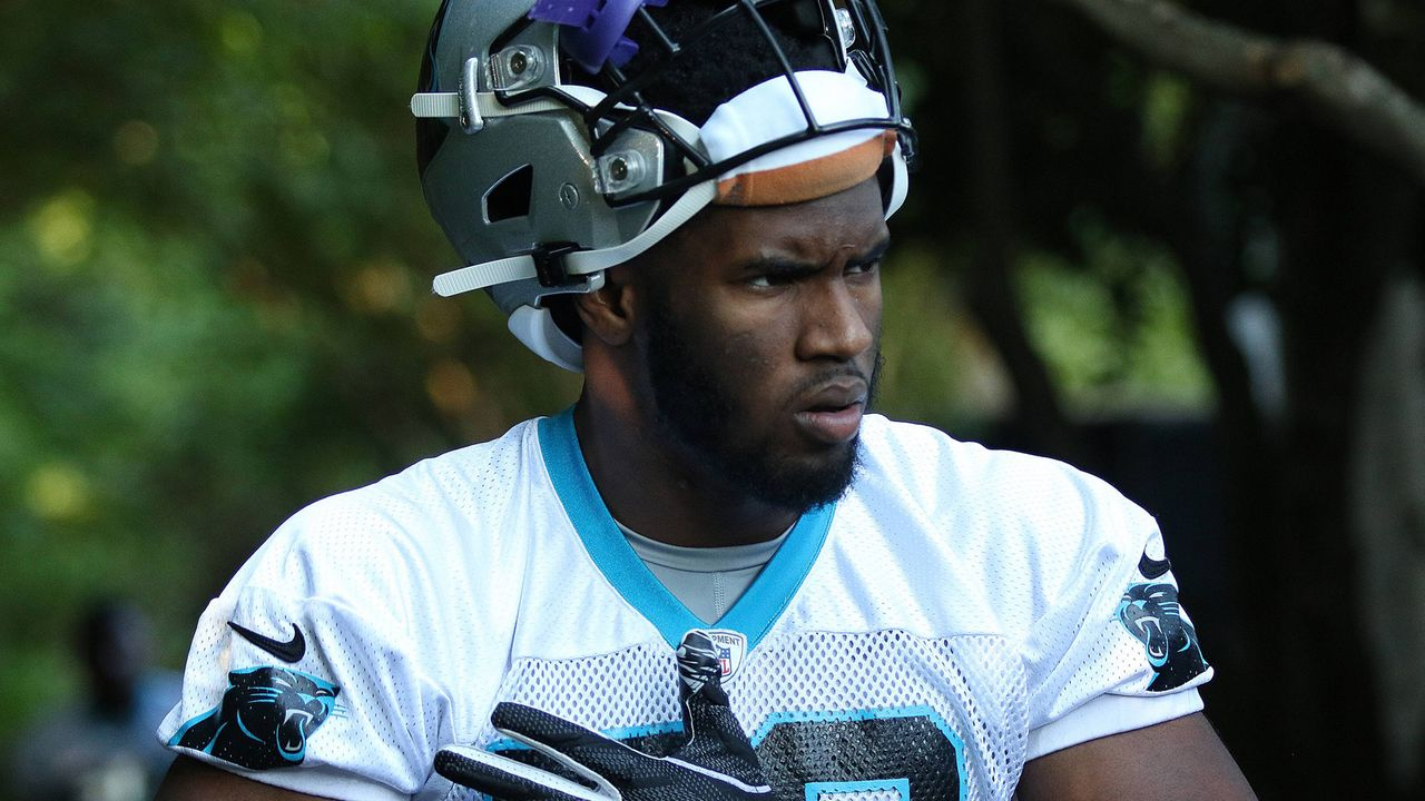 Brian Burns (Outside Linebacker, Carolina Panthers) - Bildquelle: imago images / Icon SMI