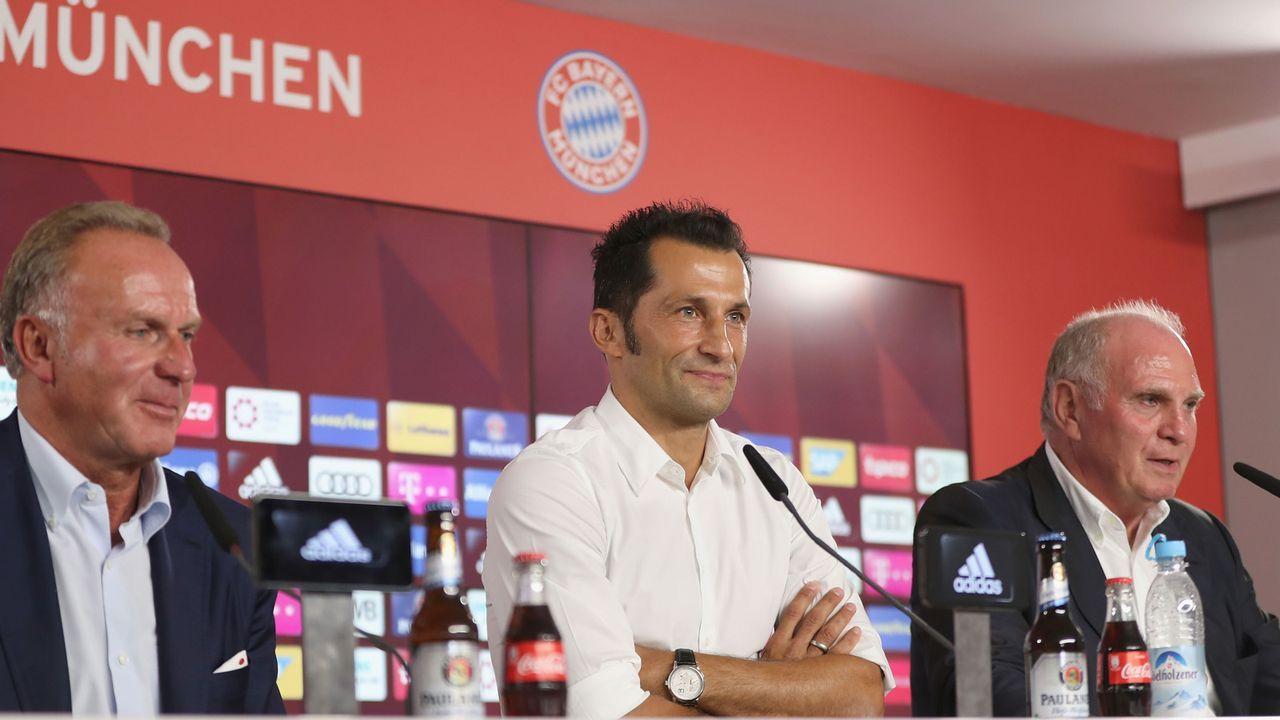 Bayern-Bosse hinter sich bringen - Bildquelle: 2017 Getty Images