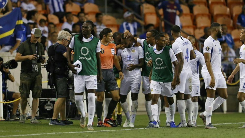 Curacao hatte zuletzt gegen Haiti gespielt - Bildquelle: AFPSIDAARON M. SPRECHER