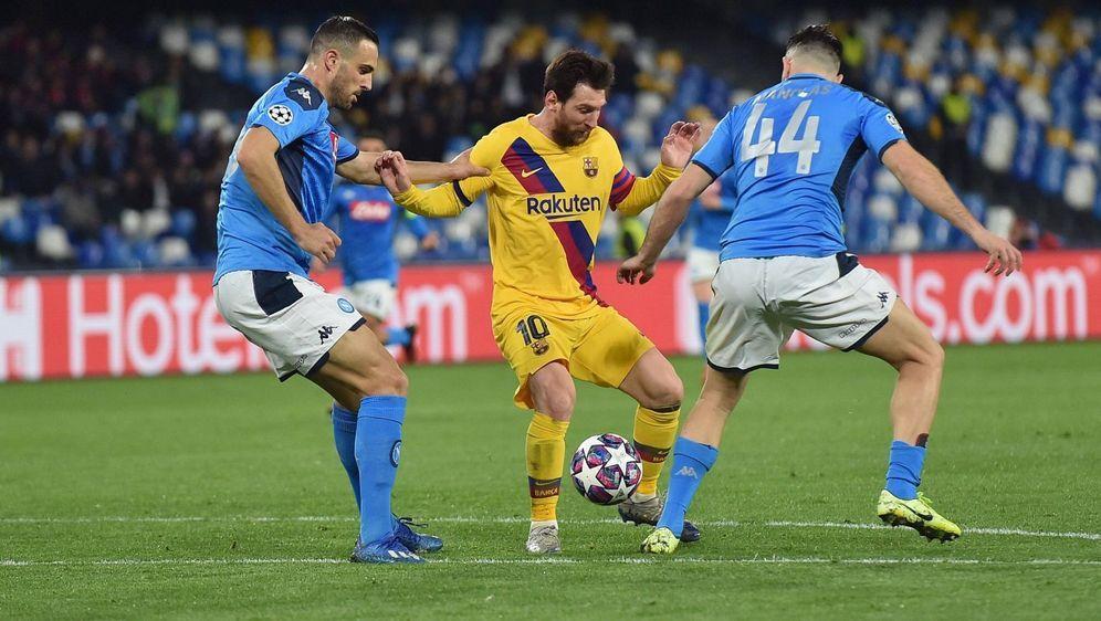 Heute muss der FC Barcelona wieder in der Champions League ran. Wir verraten... - Bildquelle: Imago