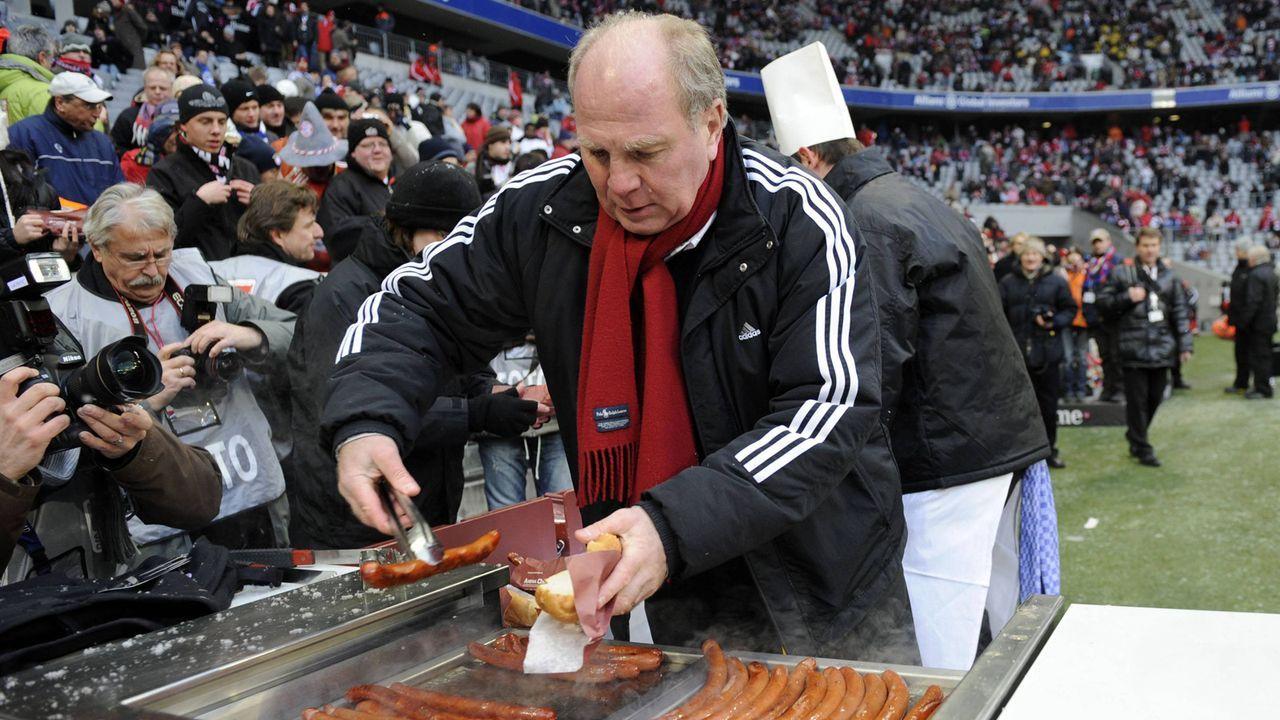 Platz 1: FC Bayern München - Bildquelle: imago